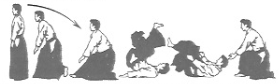 ushiro-ukemi